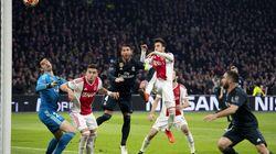 Ajax-Real Madrid: premier but refusé après arbitrage vidéo en Ligue des