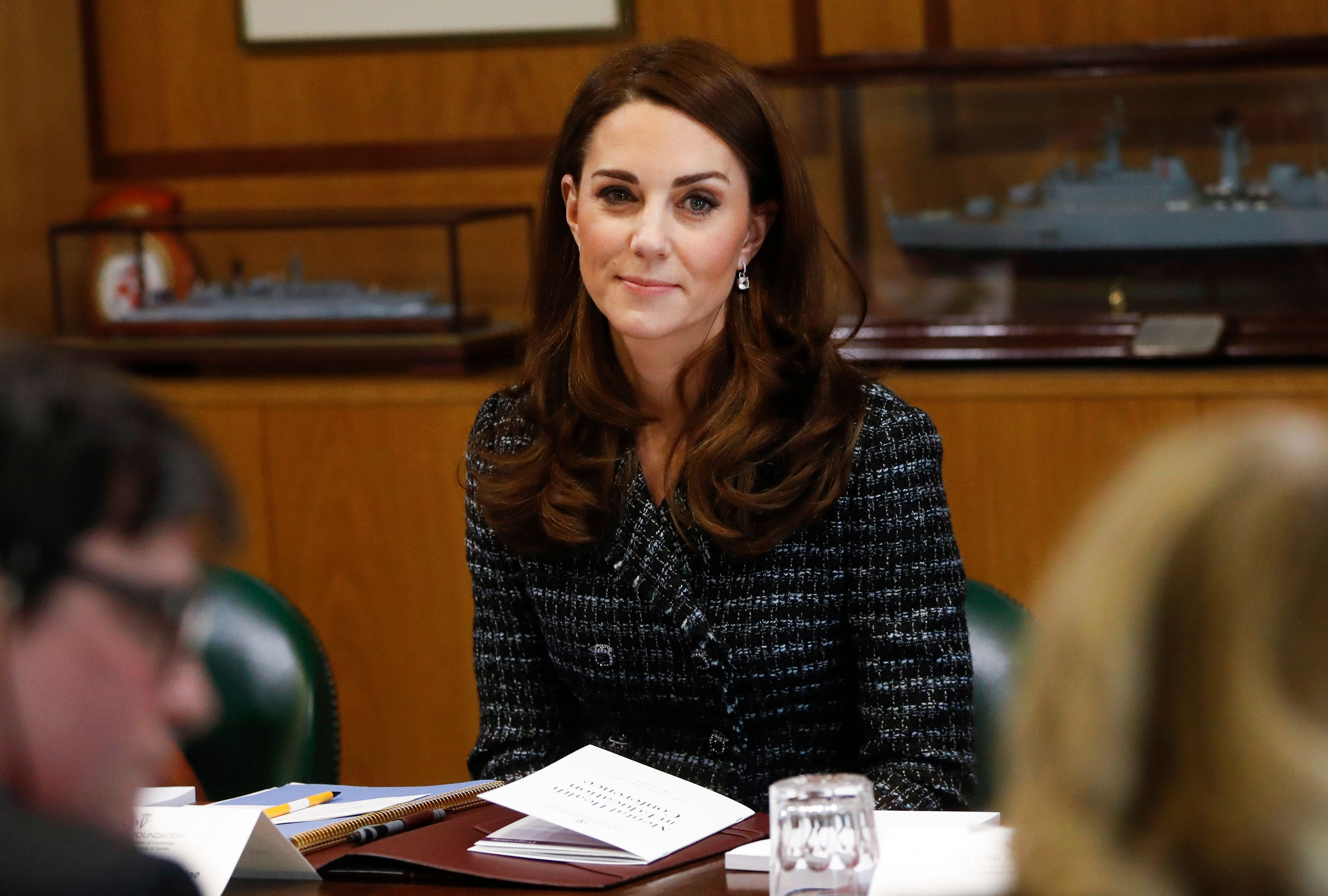 Duchess Of Cambridge: I Was 'Very Naive' As A Parent Over Children's Early