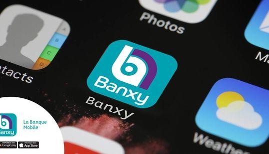 La banque mobile algérienne Banxy, lance le compte