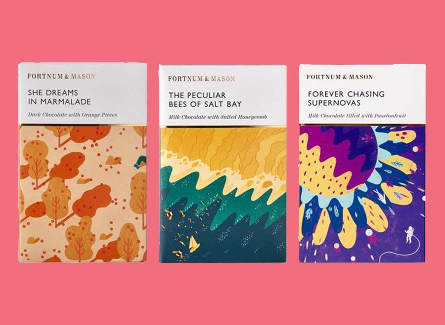 U Ok Hun? People Are Baffled By Fortnum & Mason's Names For Its Chocolate