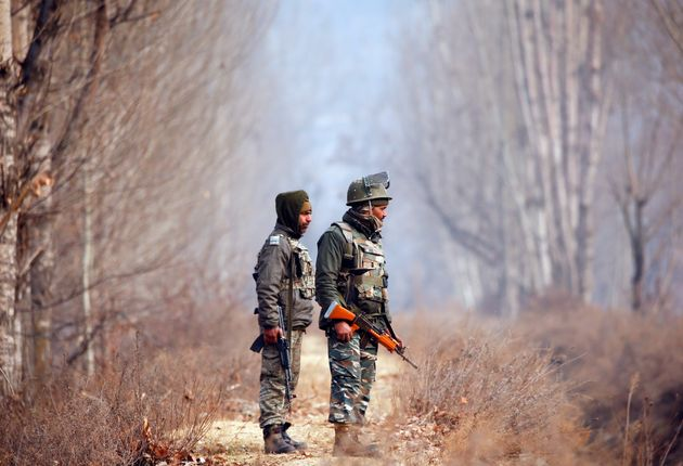 8 CRPF Jawans Killed In Blast At Kashmir's