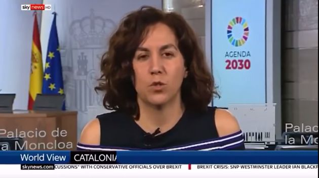 Spanish Minister Compares Catalonia Independence Referendum To