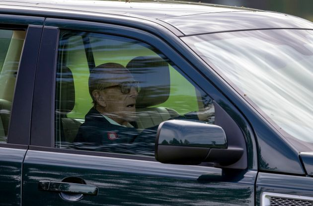Prince Philip will face no further action over the accident