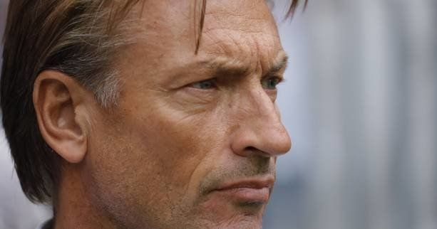 Malgré leur défaite en Ligue des champions, Hervé Renard félicite ses