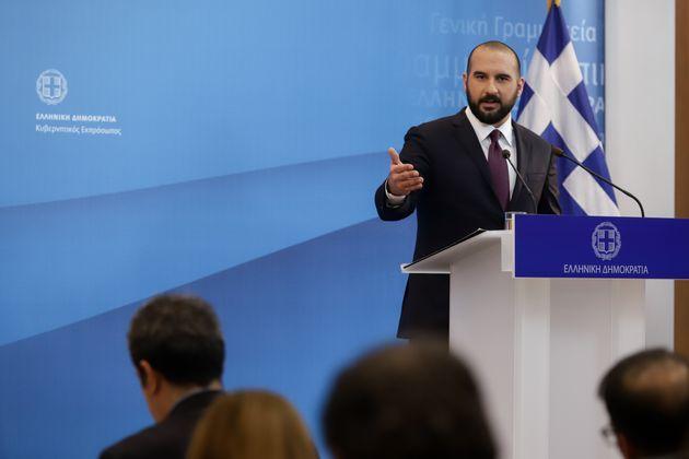 Τζανακόπουλος εναντίον ΝΔ και ΚΙΝΑΛ για τον Πρόεδρο της