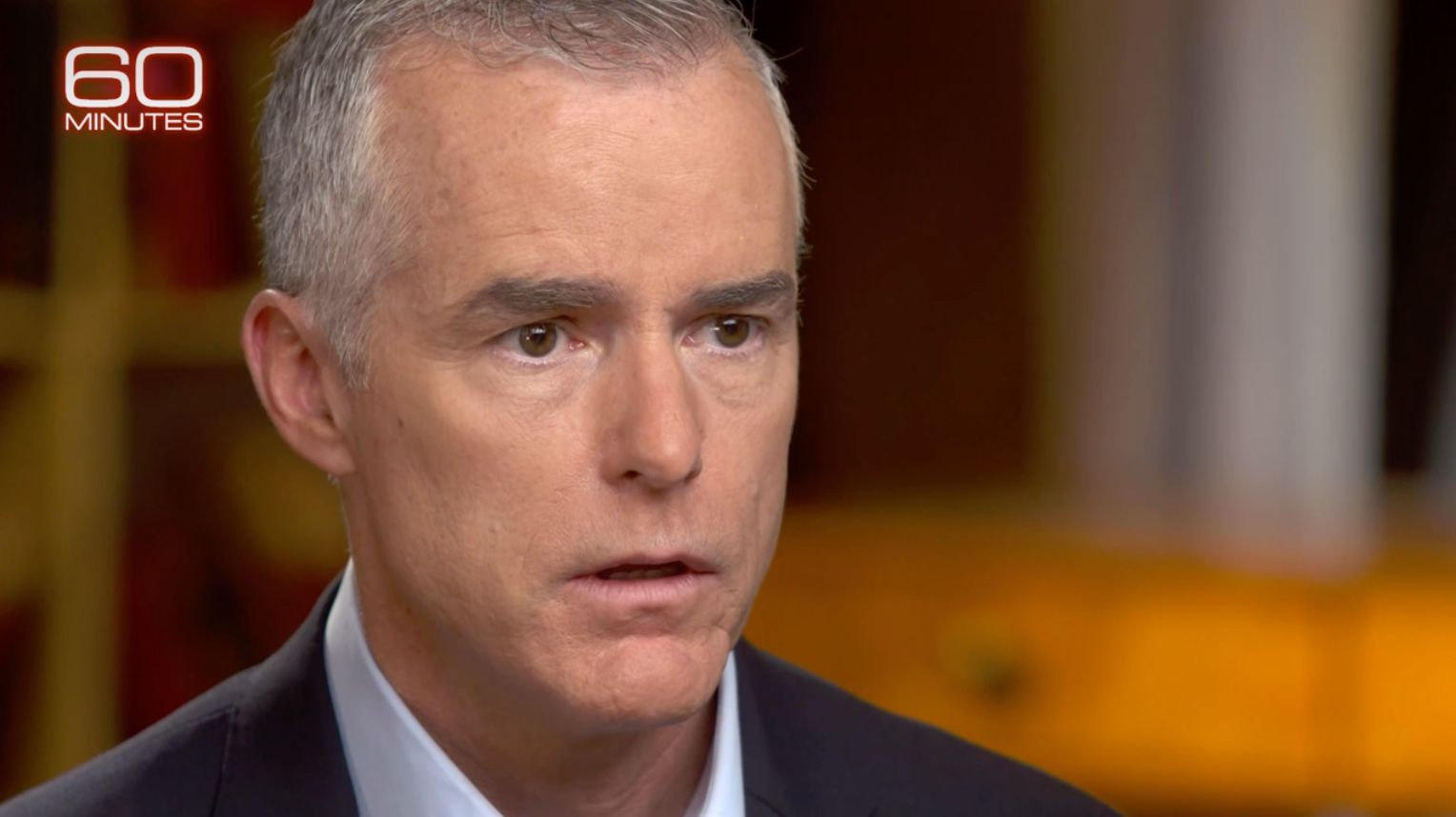 Andrew McCabe Admits Top NatSec Officials Plotted Coup Against Trump