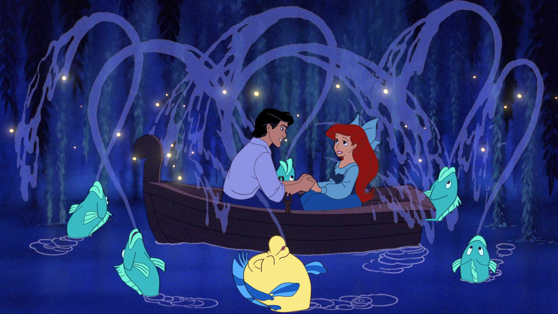 The Voice Of Ariel Won't Make You Watch 'Little Mermaid' (But Please Stop Sending Death