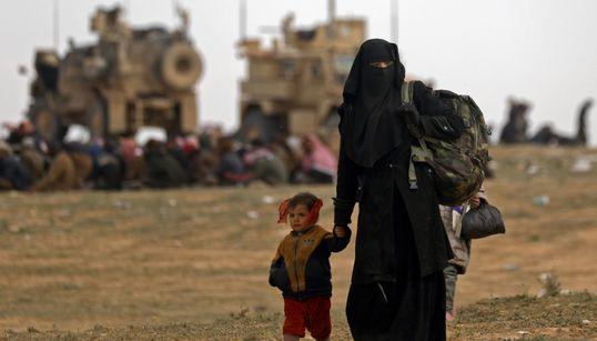 Dans l'est syrien, l'EI acculé dans un réduit d'un kilomètre