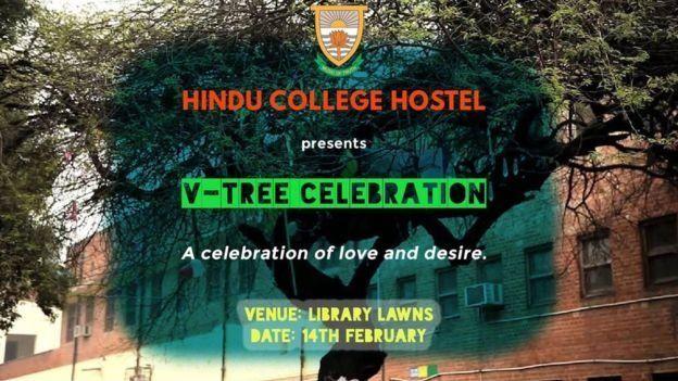 Ινδία: Το «Δέντρο του Παρθένου» για τον Αγιο Βαλεντίνο εξαγριώνει τις