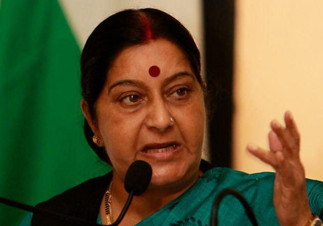 Sushma Swaraj est ministre des Affaires Étrangères depuis