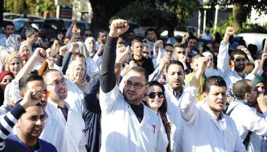 Le bras de fer entre les étudiants en médecine et les ministères de l'éducation et de la santé