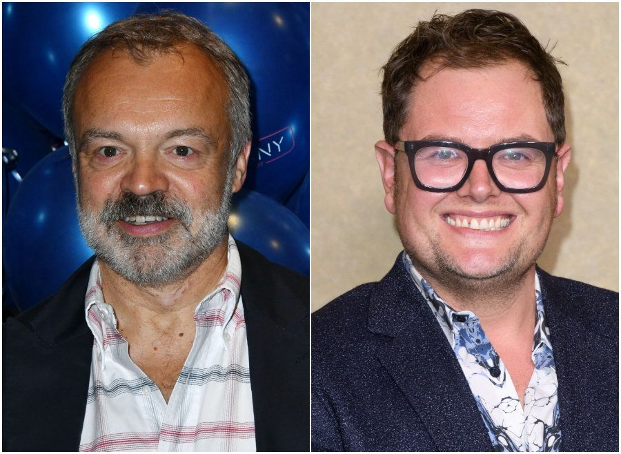 They'd Better Werk: Graham Norton And Alan Carr Confirmed For RuPaul's Drag Race