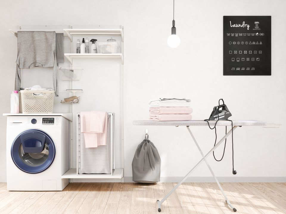 where to get washers and dryers on sale over presidents day weekend 2019 huffpost life. Black Bedroom Furniture Sets. Home Design Ideas