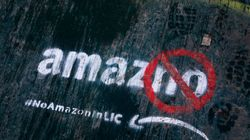 H Amazon δεν πάει στη Νέα