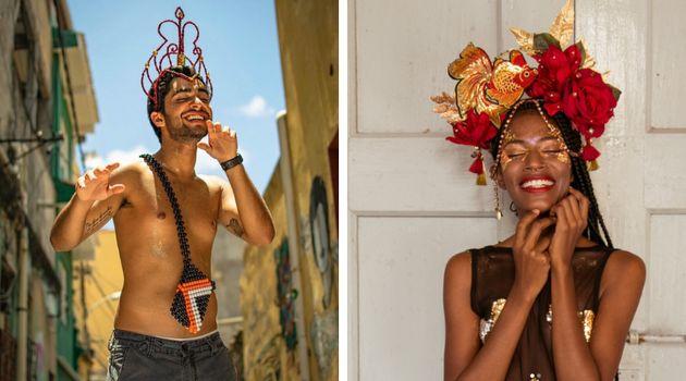 Incrementar a fantasia de Carnaval é mais fácil com a ajuda da