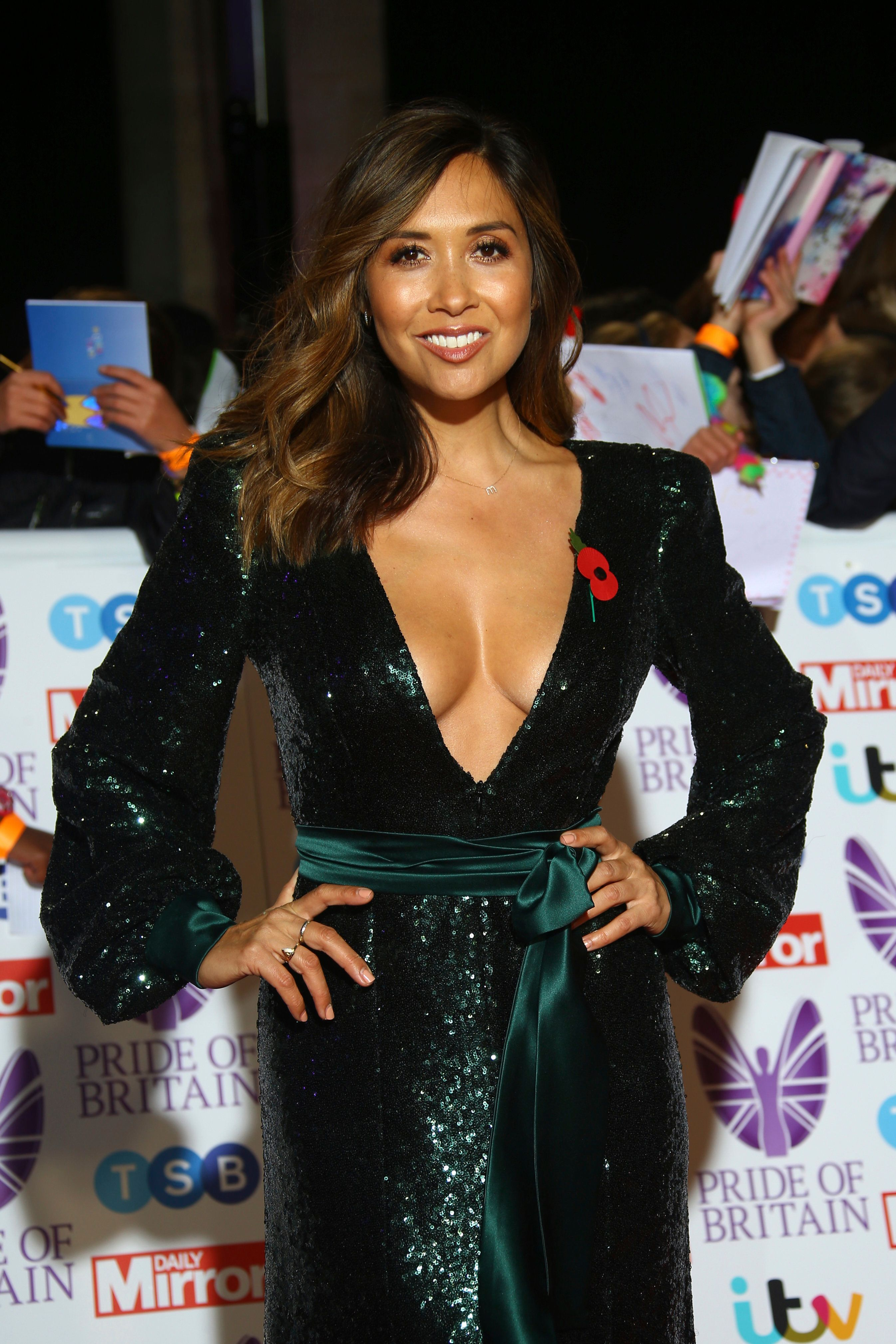 Myleene Klass Announces She's Pregnant With Her Third