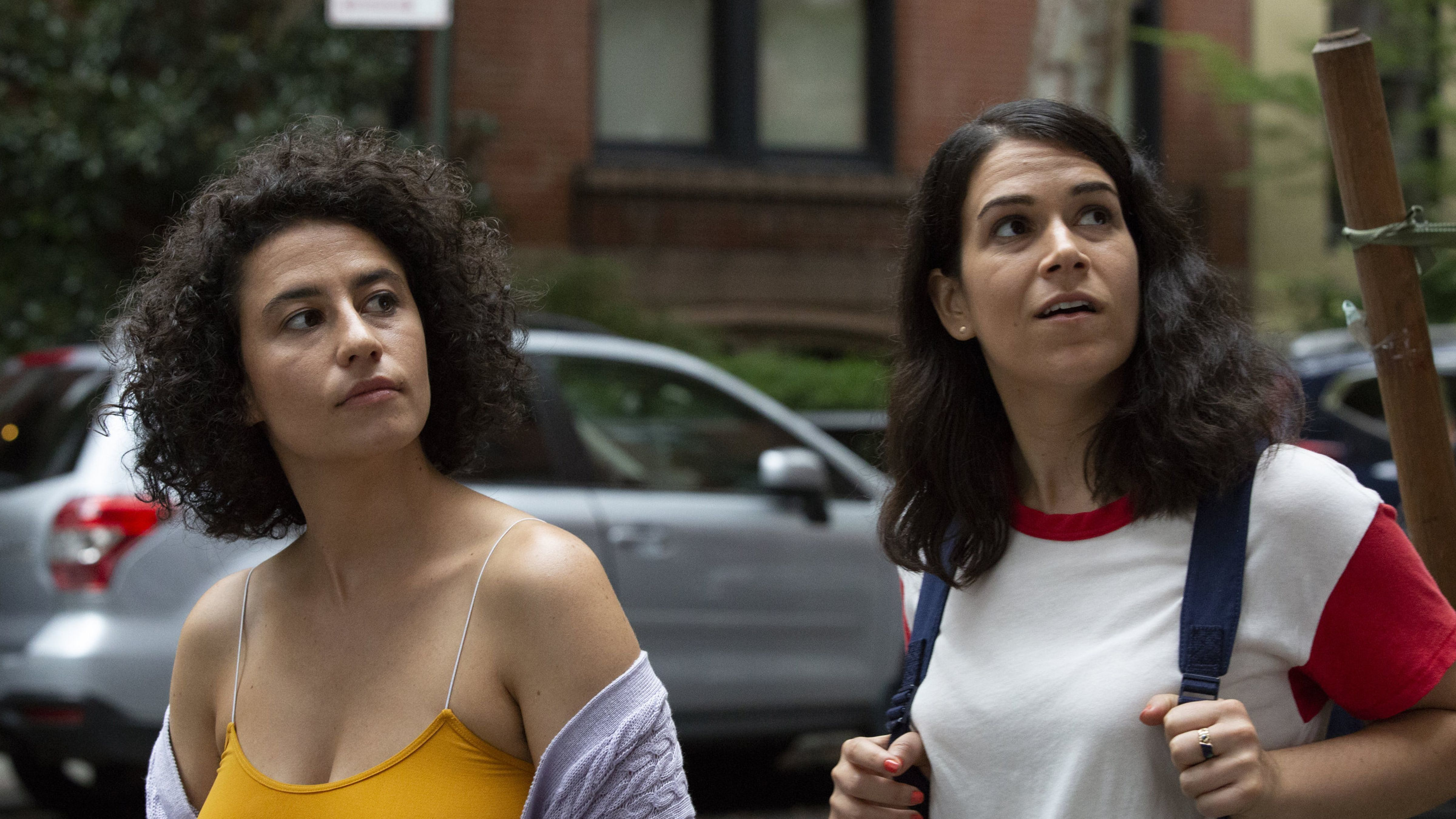 """""""Broad City"""" on Comedy Central."""