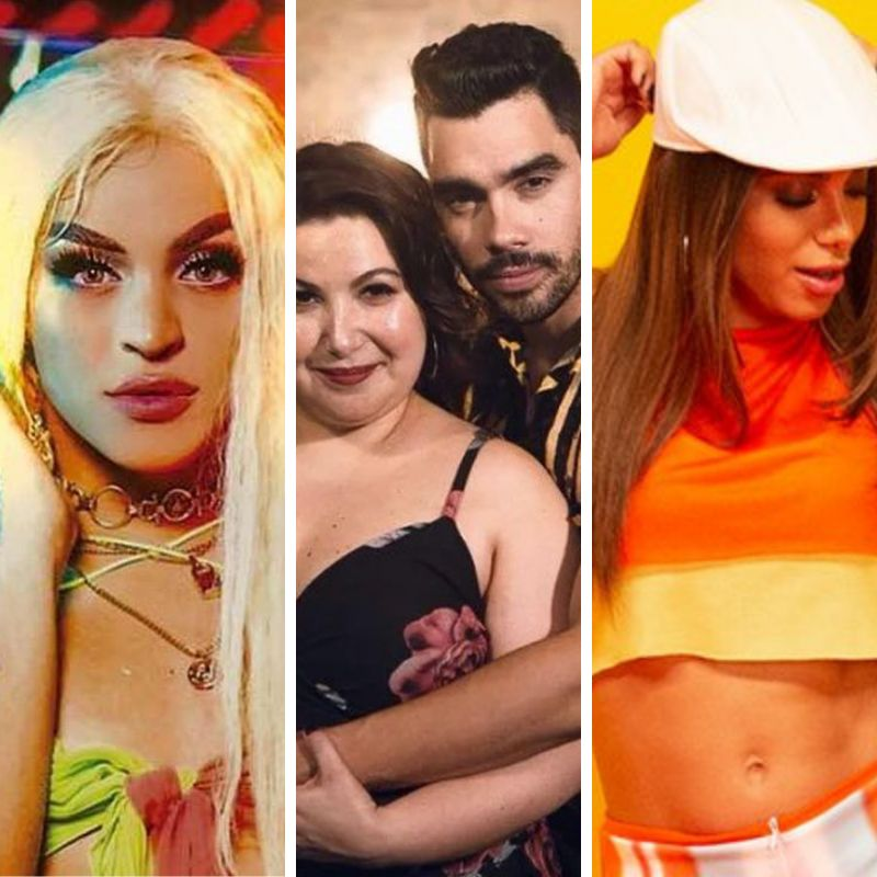 As 20 músicas que brigam pelo posto de hit do Carnaval