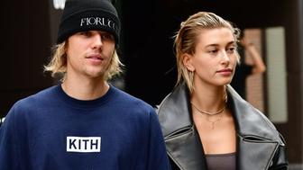 """Justin Bieber and Hailey Baldwin gave a stunning joint interview to Vogue magazine and the newlyweds spilled that they waited until they were married to sleep together. Plus, Justin drops a bombshell and admits to a """"legitimate problem with sex."""""""