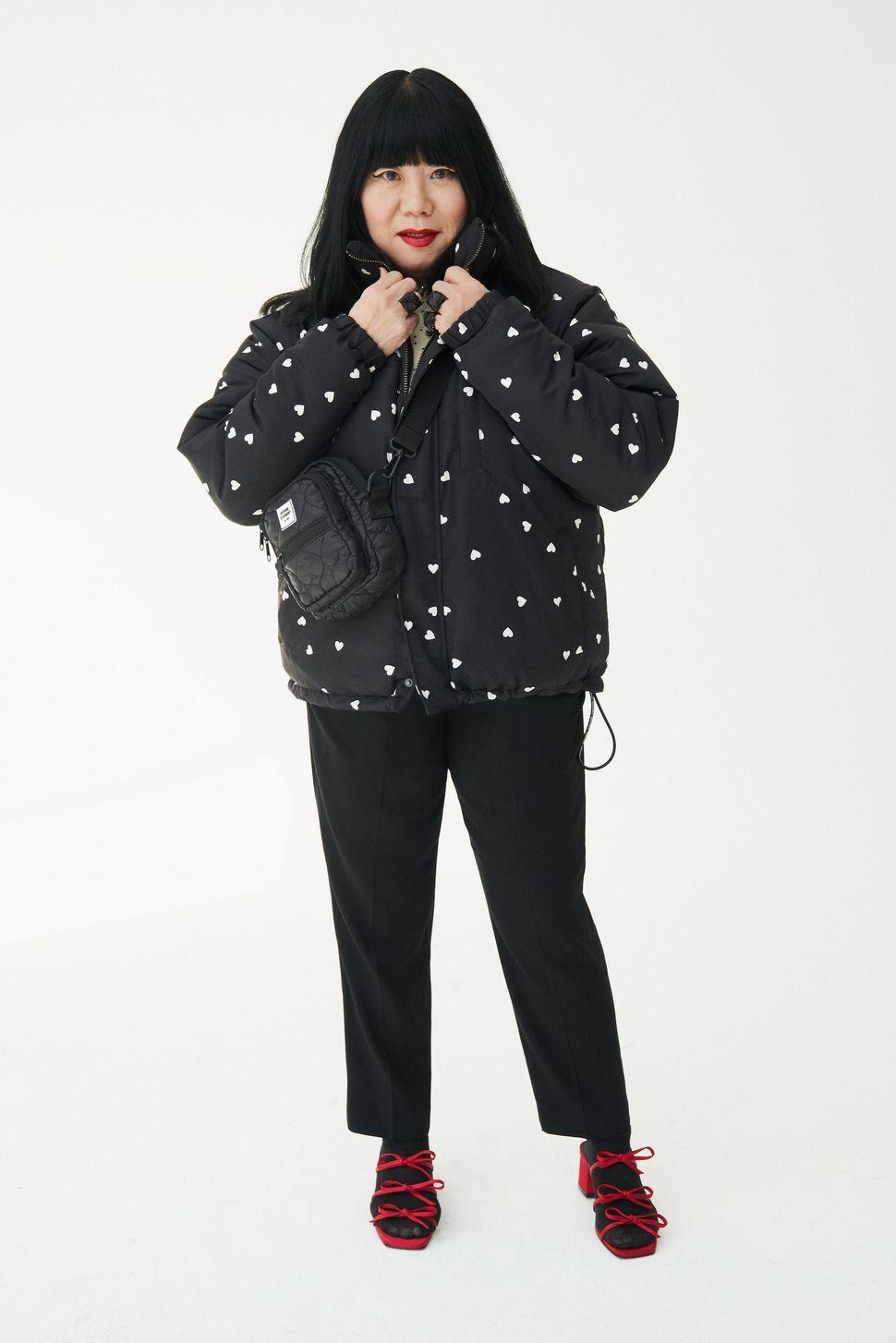 Anna Sui (fashion designer)
