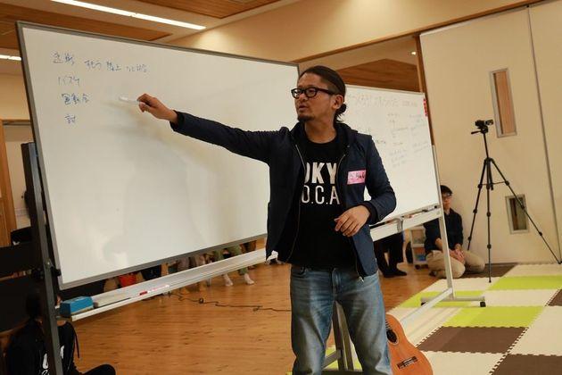 「ものは壊れても歌は残り続ける」子どもとアカペラグループが作った歌の力で、西日本豪雨の被災地を元気に。