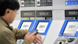 東海道新幹線、ほぼ全駅で券売機が使えなくなる トラブルの原因は不明