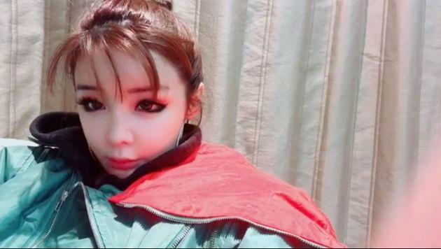 2NE1 전 멤버 박봄이 오는 3월 새 앨범으로