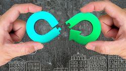 Création de filières de l'économie circulaire en