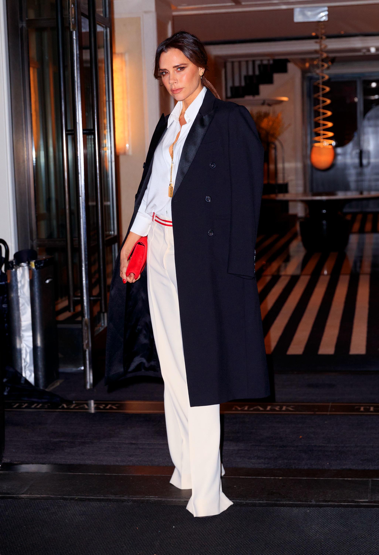 Victoria Beckham lance sa ligne de produits de