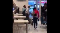 ΗΠΑ: Τρομοκρατημένος «τρομοκράτης» έσπειρε πανικό στα