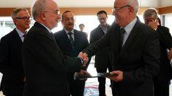 Hossain Bouzineb, premier Marocain à intégrer l'Académie royale