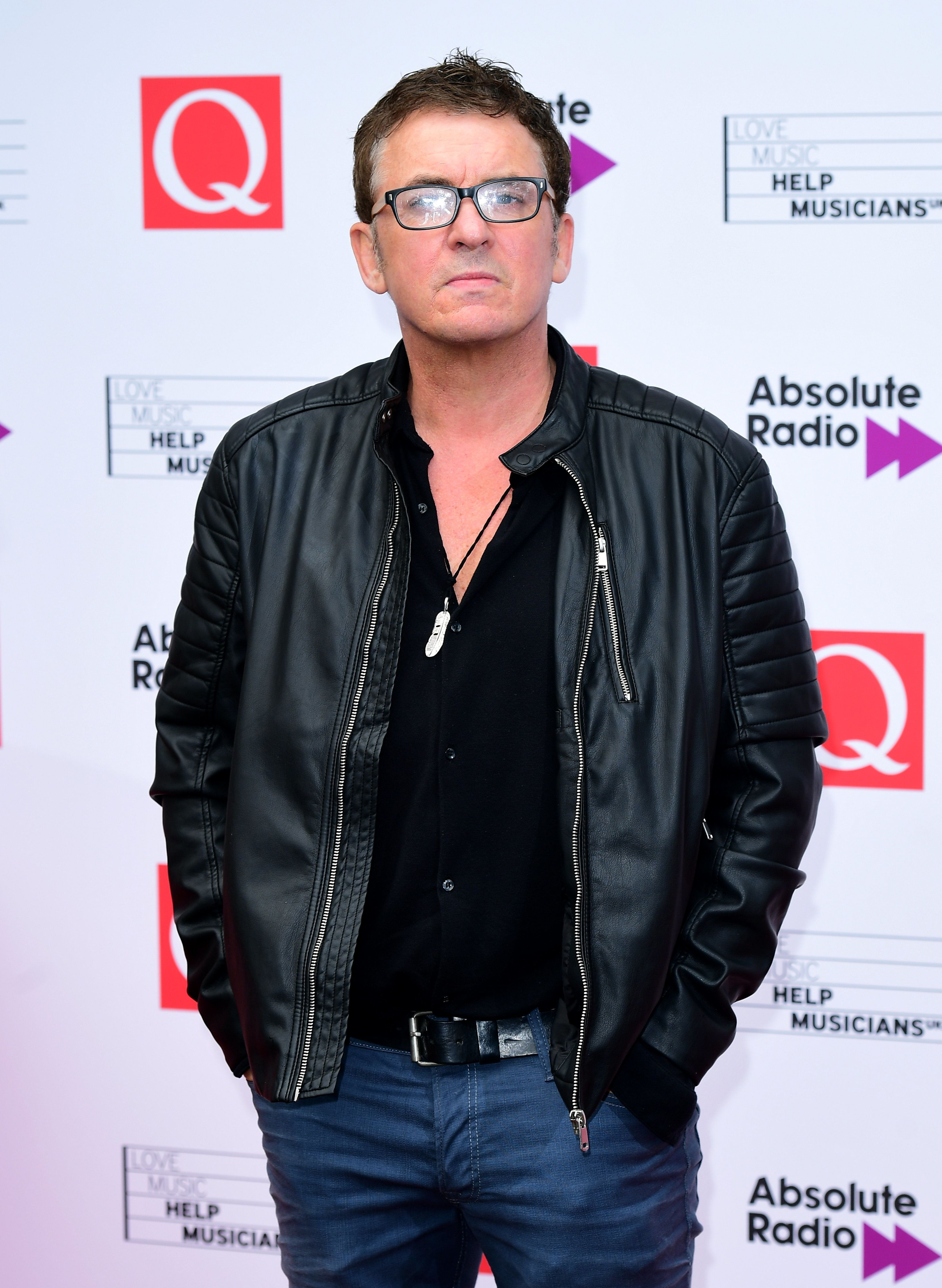 Shane Richie Recalls Period Spent Sleeping Rough: 'It's Had A Lasting Effect On