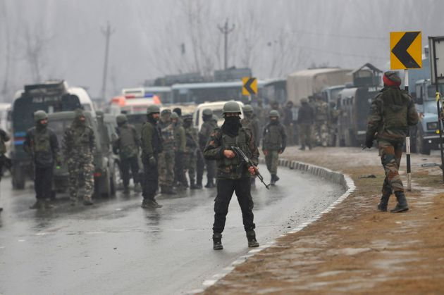 'Won't Forget, Won't Forgive': CRPF Vows To Avenge Death of Soldiers In