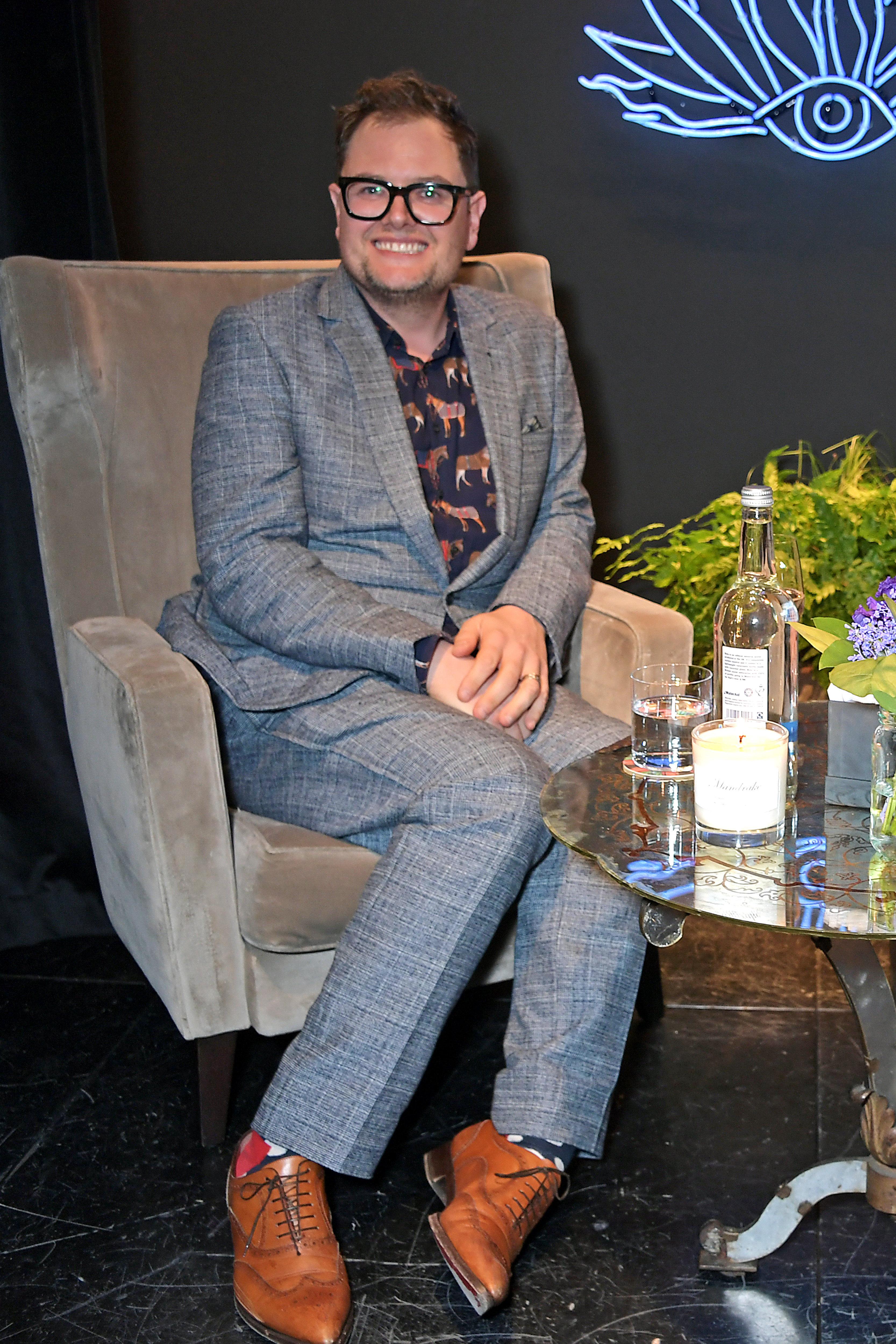 Alan Carr Backtracks After Claiming Paul O'Grady Would Join Him On RuPaul's Drag Race