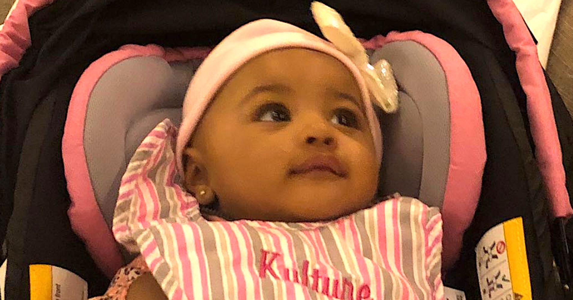 Kulture Cardi B: Cardi B's Baby Repeats 'Mama' But Won't Say 'Papa' To Dad