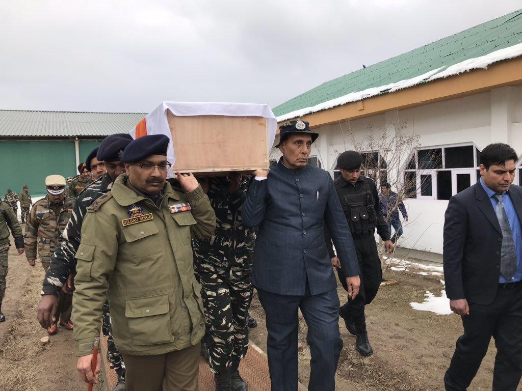 Pulwama Attack: Rajnath Singh Back In Spotlight As Modi Doctrine