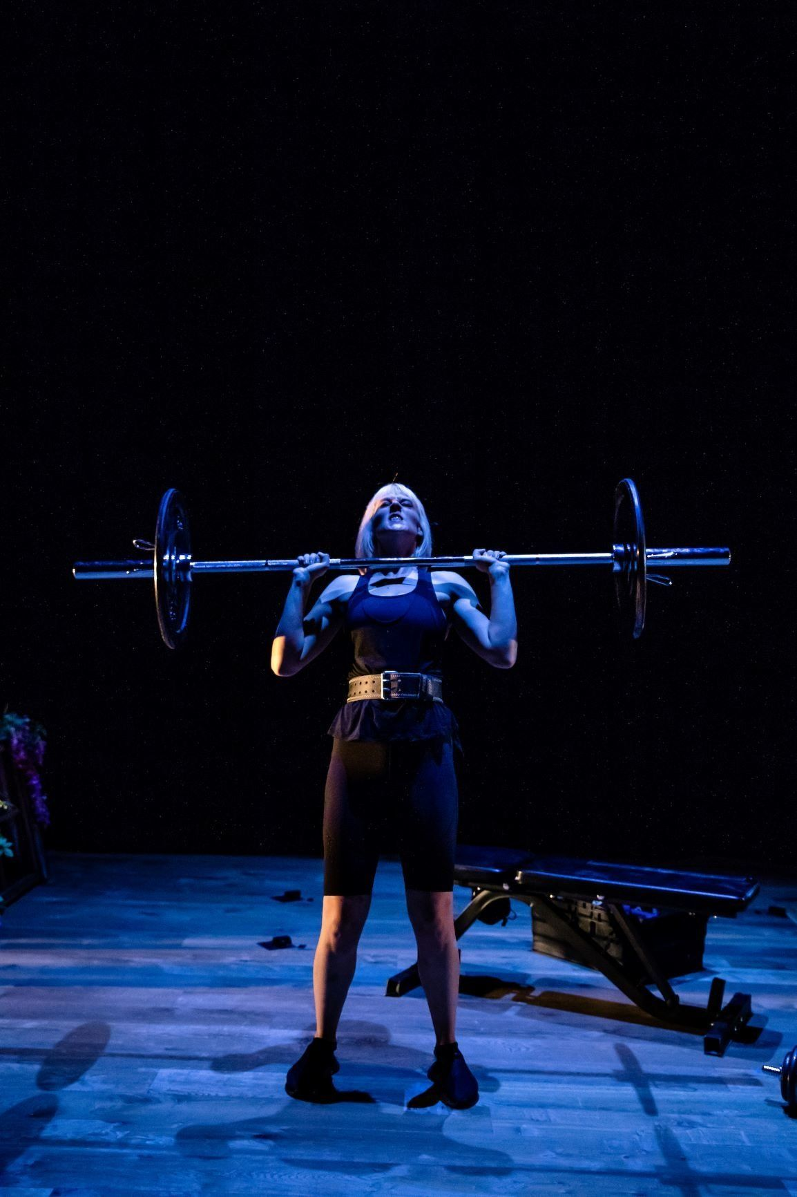 Bryony Kimmings: 'Weightlifting Helped Me Feel In Control Of My