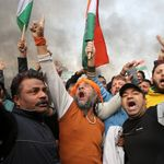 Curfew Imposed In Jammu After Massive Protests Over Pulwama