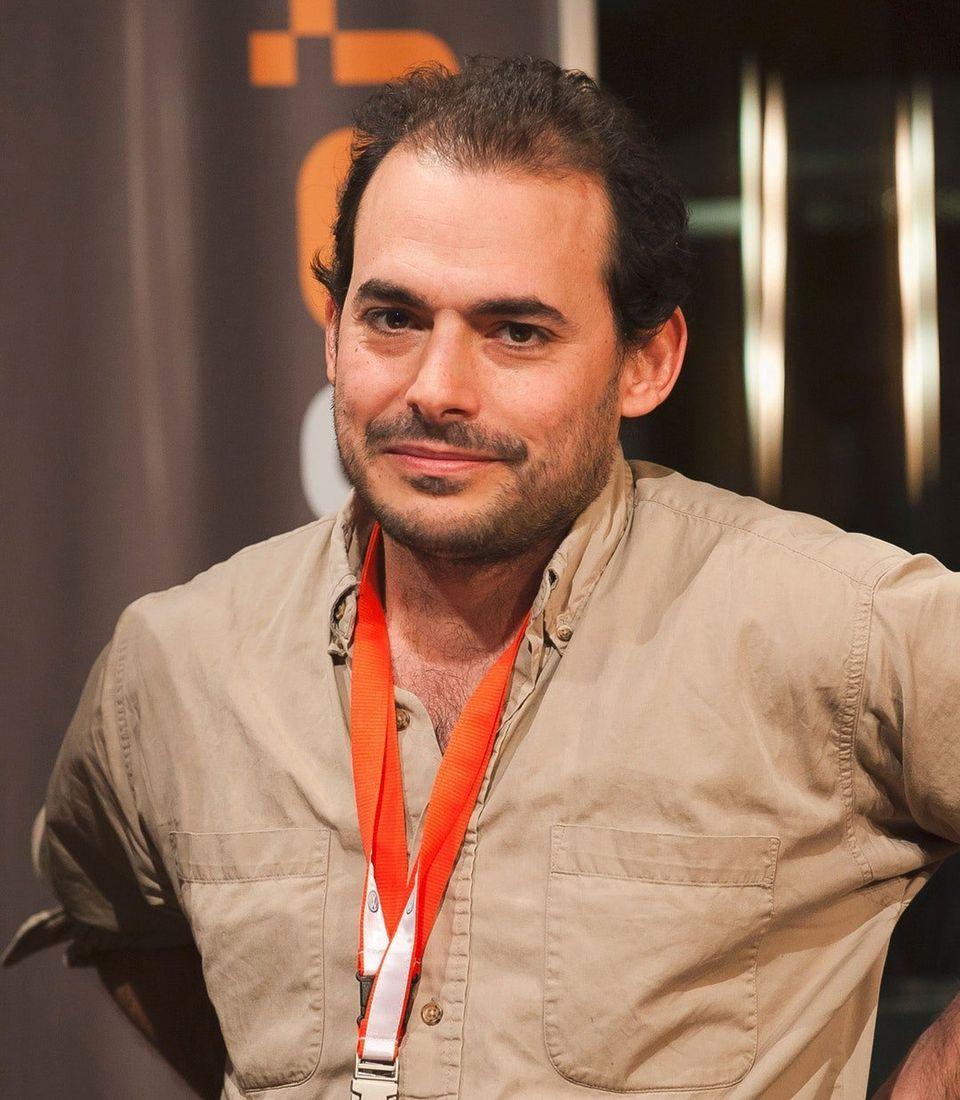 Igor Vamos ist als Michael