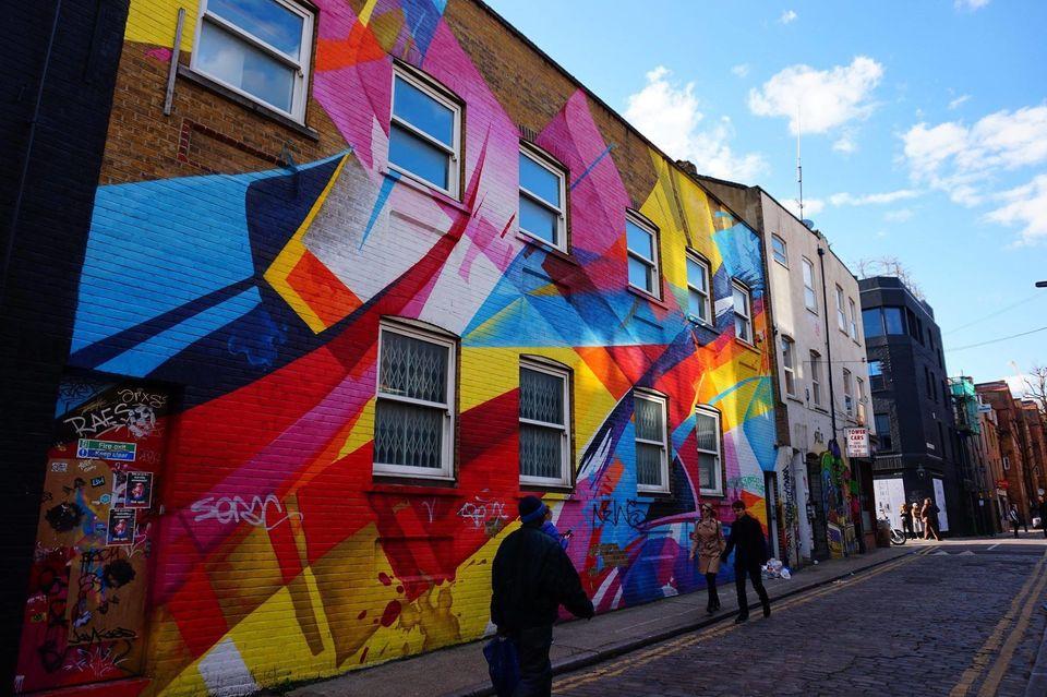 Γκράφιτι στο