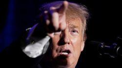 """Trump va déclarer """"l'urgence nationale"""" pour construire le mur à la frontière"""