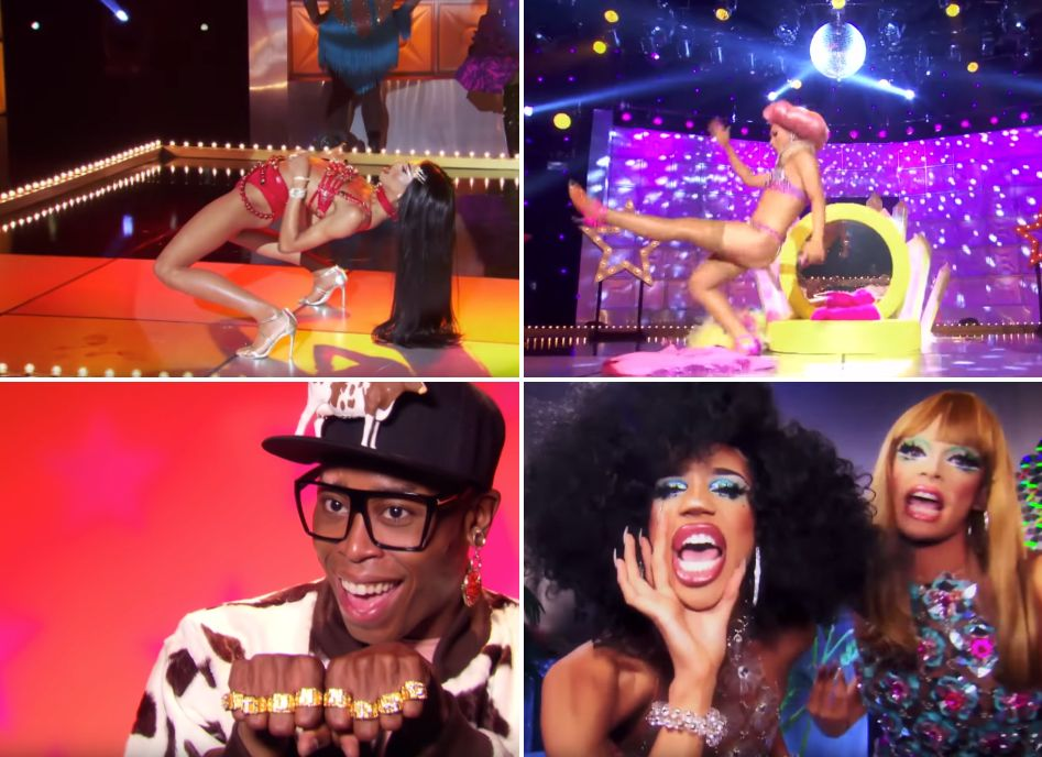 31 Iconic Moments From RuPaul's Drag Race All Stars