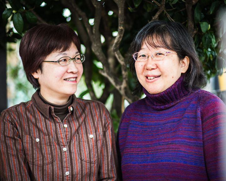 Chizuka Oe and Yoko Ogawa spoke with HuffPost Japan about why the entire marriage system needs an overhaul.