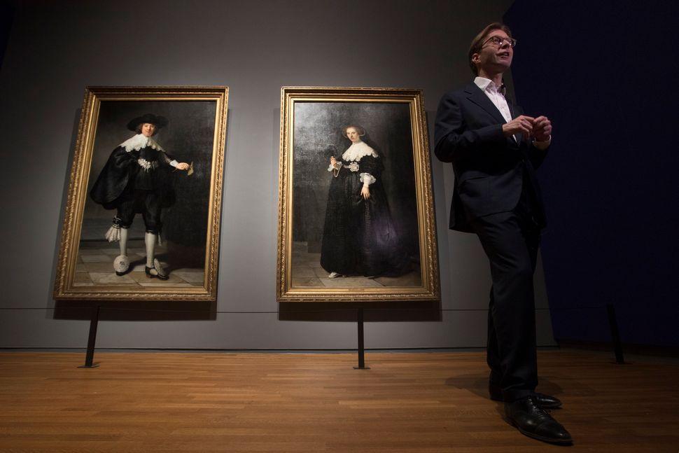 «Όλοι οι Ρέμπραντ» στο Άμστερνταμ - Η ζωή και το έργο ενός ευφυούς