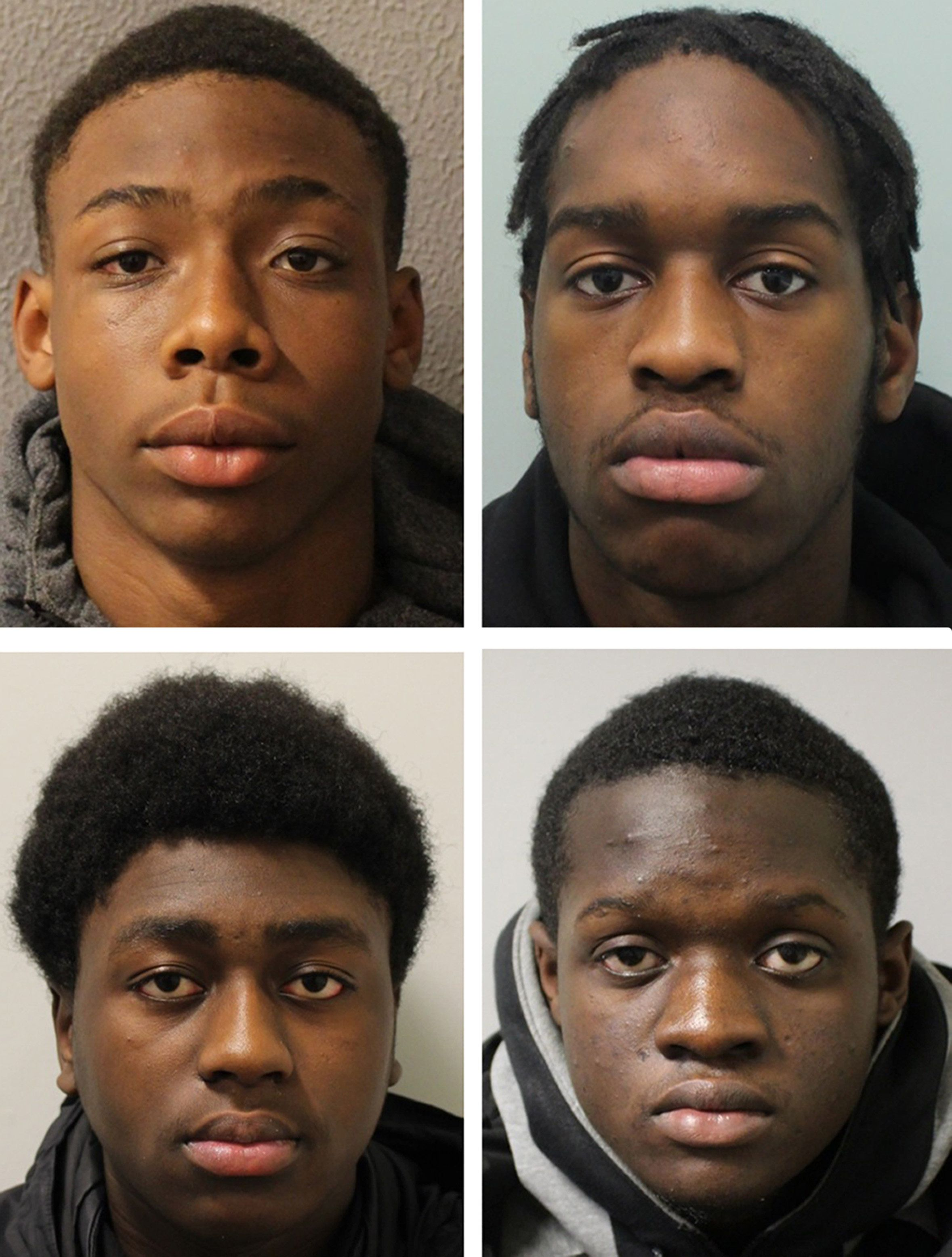 Four Teenagers Locked Up Over Fatal Stabbing Of 19-Year-Old Lewis