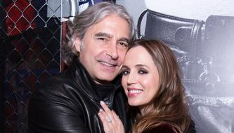 NEW YORK, NY - APRIL 22:  Peter Palandjian and Eliza Dushku attend the 'Mapplethorpe' After Partyat The Eagle on April 22, 2018 in New York City.  (Photo by Santiago Felipe/Getty Images)