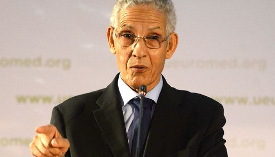 Lahcen Daoudi n'apprécie pas l'avis du Conseil de la