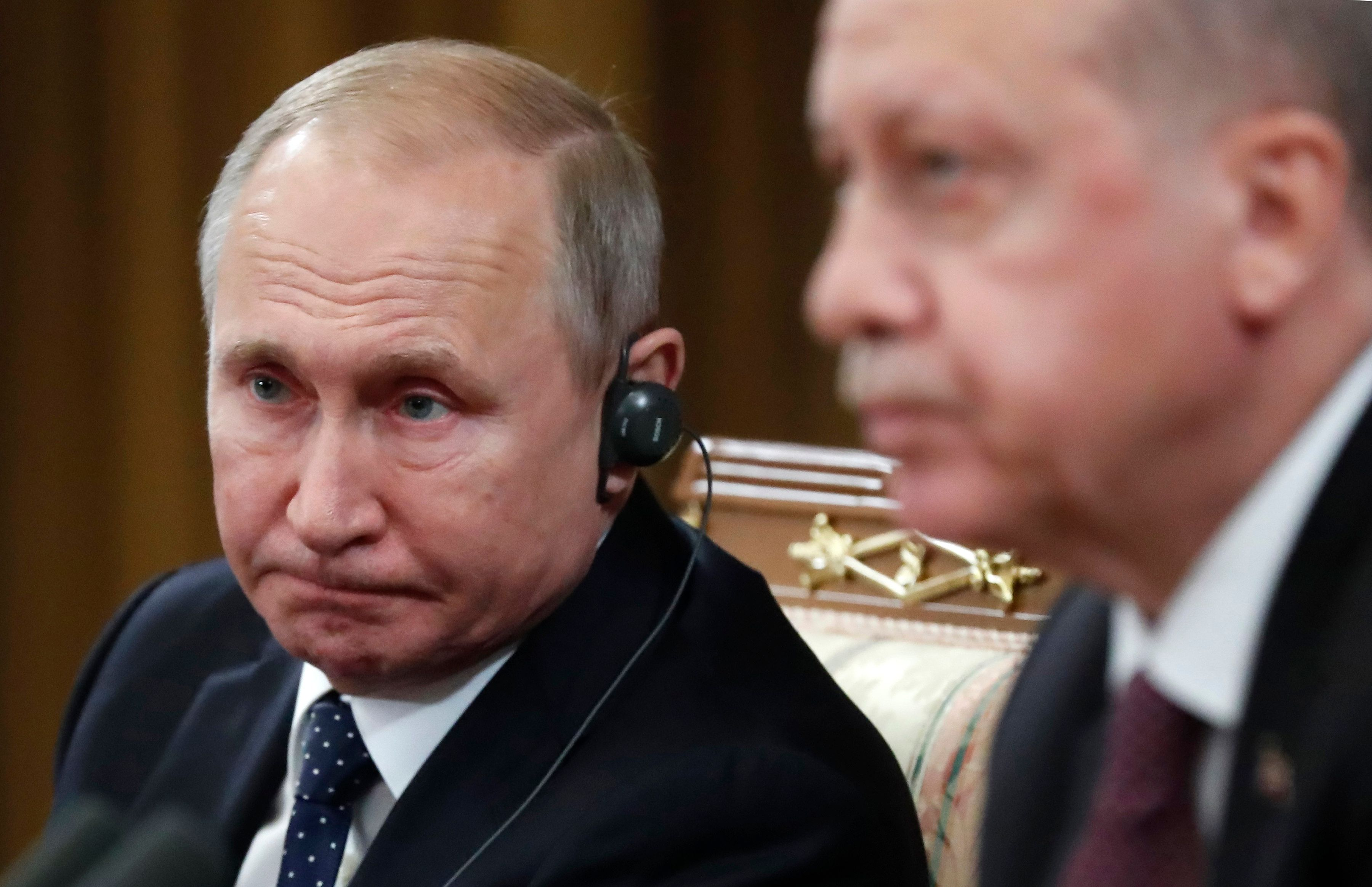 Ρωσία - Τουρκία: Συνέταιροι ή αντίπαλοι;