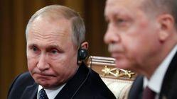 Ρωσία - Τουρκία: Συνέταιροι ή
