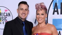 Pink's Husband, Carey Hart, Knows How To Write A Birthday